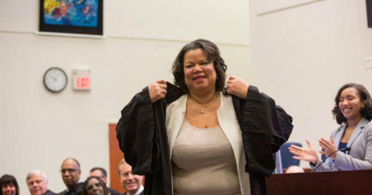 Victoria Gumbs Moore Becomes 1st African American Woman to be Elected to Suffolk County Family Court